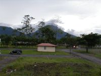 Volcan Arenal, taken from Hotel Dorthy