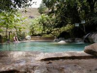 Hot Springs near San Gerardo